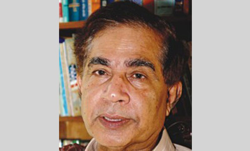 Ex-caretaker govt adviser ASM Shahjahan passes away