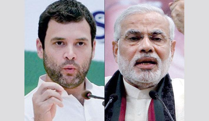 'Lord' Modi just like the British: Rahul