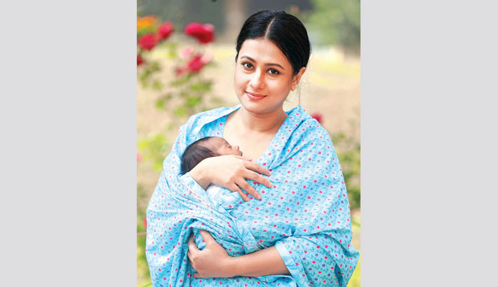 Purnima in advert for social awareness