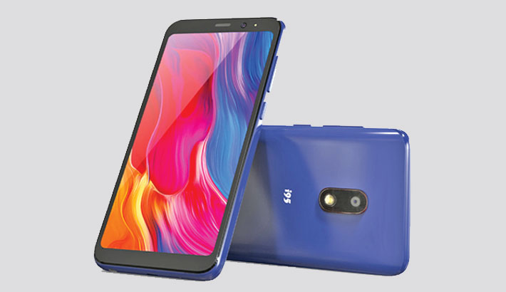 Symphony launches i95 handset