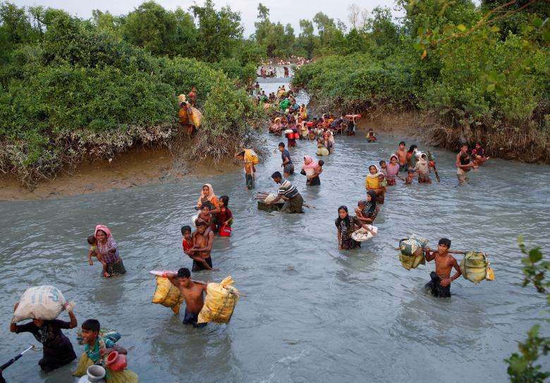 Bangladesh to seek more Indian support to resolve Rohingya crisis