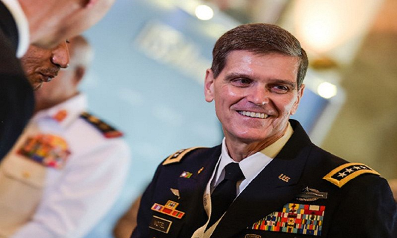 Kabul must be involved in peace talks: US general