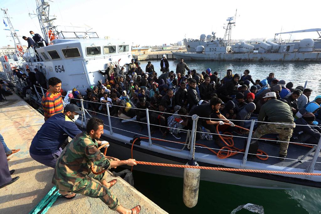 Over 16,000 migrants repatriated from Libya in 2018: IOM
