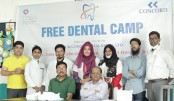 Doctors of Dentotal Hospital pose for a photo