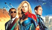 Captain Marvel's int'l poster celebrates MCU's most powerful superhero