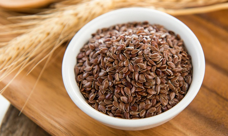 Eat flaxseed to improve health, reduce obesity