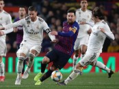 Madrid earns 1-1 draw at Barca in 1st leg of Copa semifinal