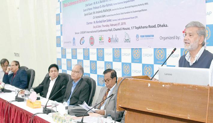 Govt ensures similar  opportunities  for all: Mannan