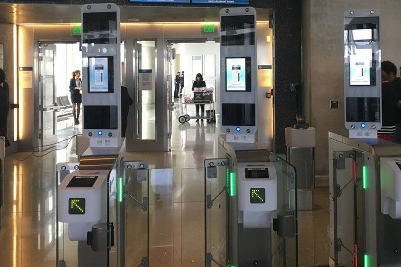 Biometric technology: where you don't need a passport
