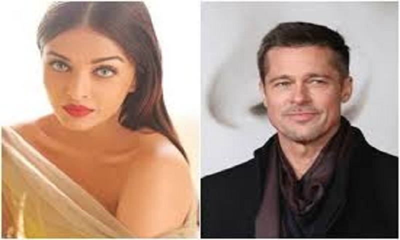 Aishwarya Rai turns down 'Troy' because she refused to film intimate scenes with Brad Pitt