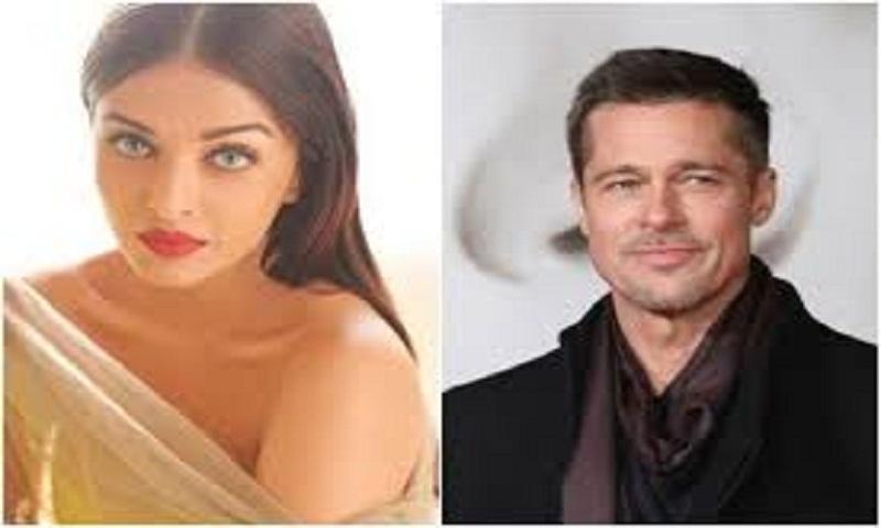 Aishwarya Rai turns down 'Troy' because she refused to film intimate scenes with Brad Pitt