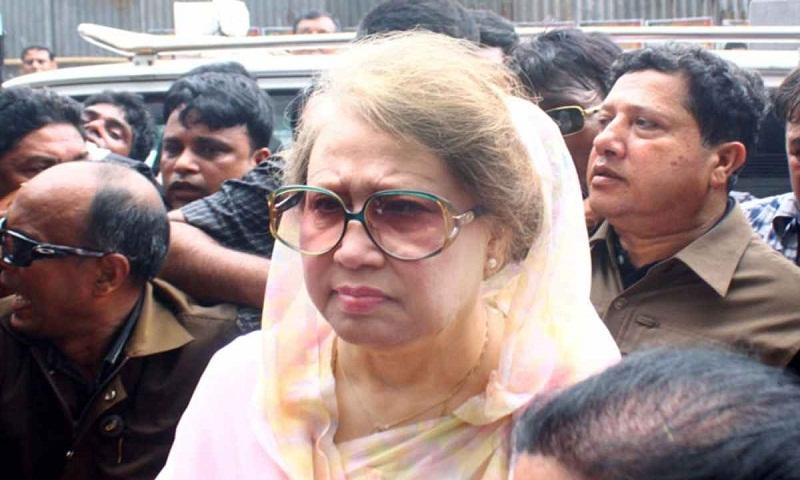BNP rank and file upset as Khaleda's jailing marks one year