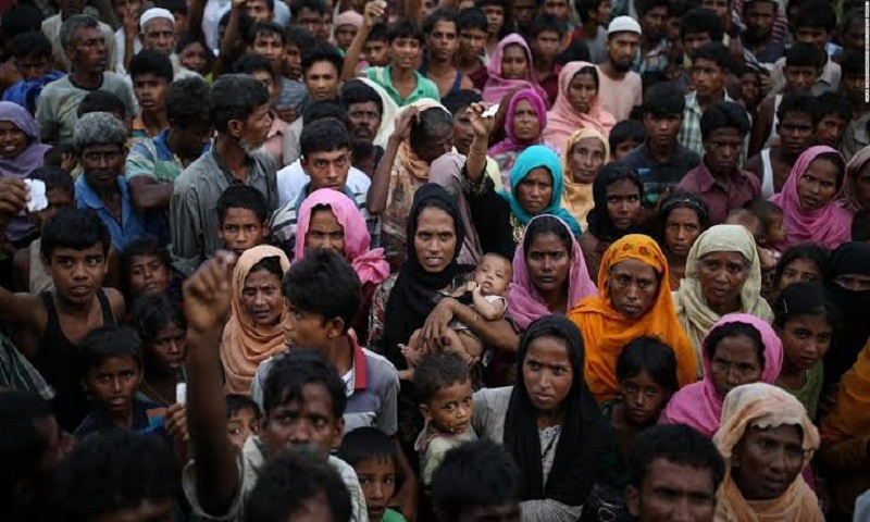 Bangladesh seeks India's support for early repatriation of Rohingya refugees