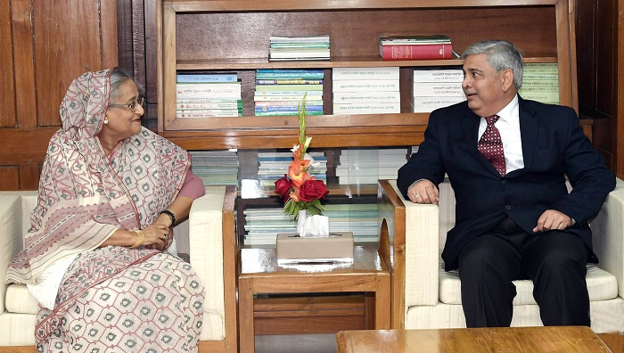 ICC chairman hopes bright cricketing future of Bangladesh