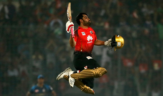 Comilla victorians clinch 6th BPL titile beating Dhaka Dynamites