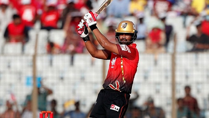 A BPL final, finally, for Tamim Iqbal