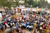 Bangla Academy for permanent ground for Ekushey Book fair