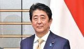 Abe strikes dovish tone on Russia at islands rally
