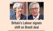 May-Juncker talks constructive