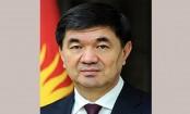 Kyrgyz PM greets Sheikh Hasina