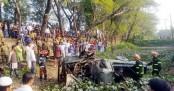 Three army personnel killed in Noakhali road crash