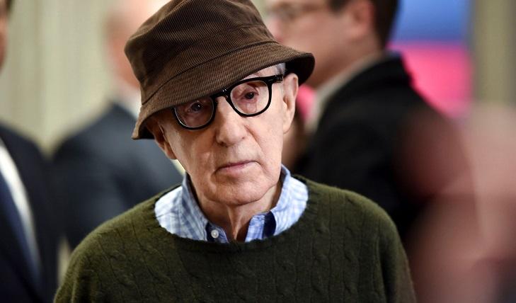 Woody Allen sues Amazon for contract breach
