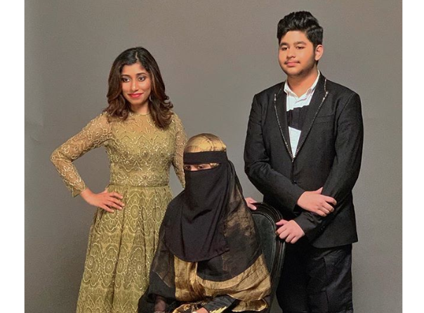 AR Rahman introduces his daughters and son
