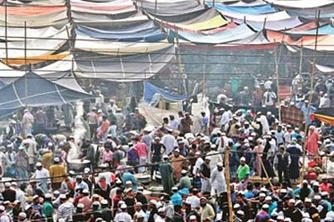 Bishwa Ijtema begins February 15 amid heightened security