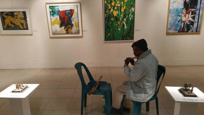 Curtain falls on Dhaka Art Week 2019