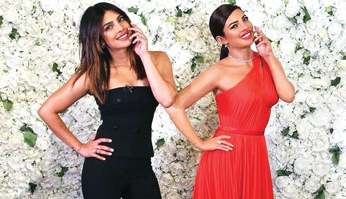 Priyanka gets first  post-marriage statue at Madame Tussauds