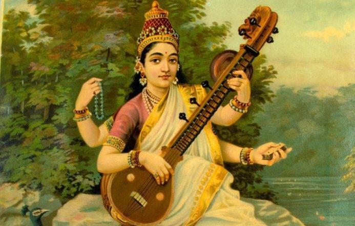 Saraswati Puja tomorrow
