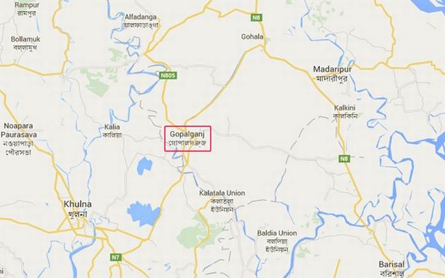 Mentally challenged student killed in Gopalganj road crash