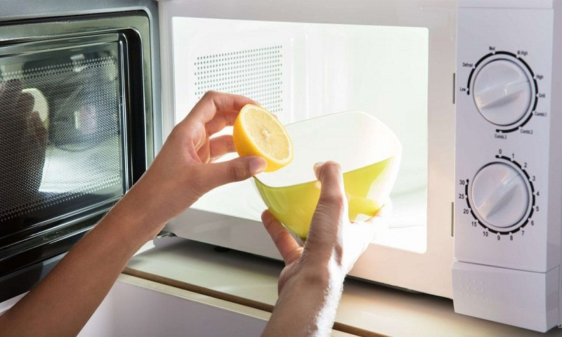 Keep your microwaves ultra clean and germ-free for all the goodness