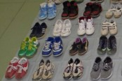 Man arrested for stealing 70 pairs of shoes he sniffed for sexual pleasure