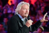 Richard Branson says he'll fly to space by July