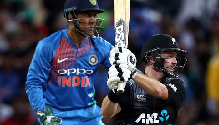 New Zealand set India 213 to win 3rd T20