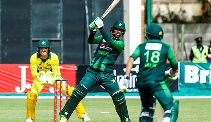 Pakistan announces schedule for 5-match ODI series against Australia