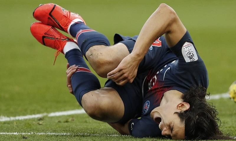 PSG facing injury crisis ahead of Man United match