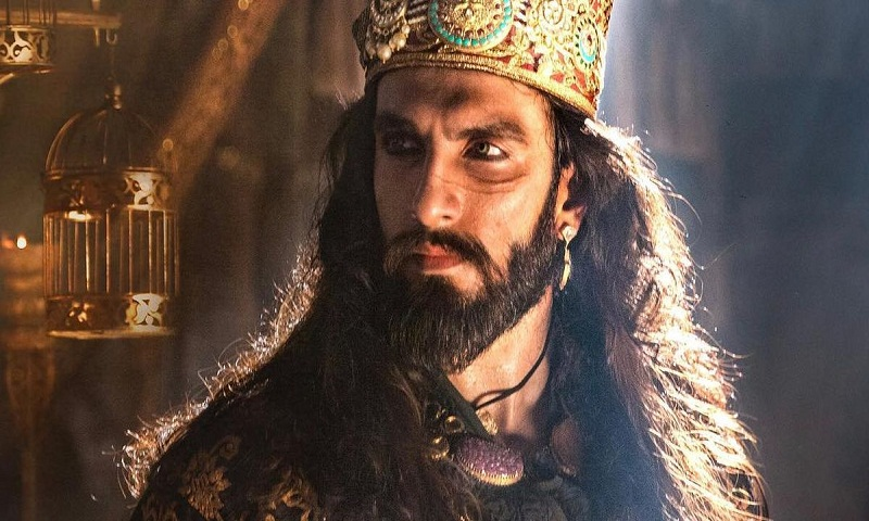 Ranveer Singh on playing a role like Alauddin Khilji