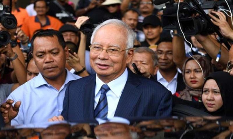Malaysia's toppled leader Najib Razak to go on trial over 1MDB scandal
