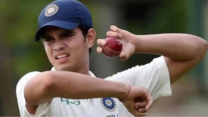 Arjun Tendulkar included in Mumbai U-23 squad
