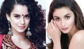 Kangana attacks Alia for not supporting Manikarnika