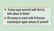 Hard work still needed before Kim-Trump summit