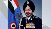 Indian Air Chief arrives in city