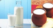 Contaminants found in dairy products