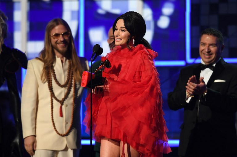 Winners in key categories at 2019 Grammy Awards