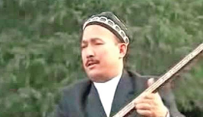 Prominent Uyghur musician Abdurehim Heyit died