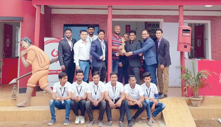 Nagad recognised at DITF