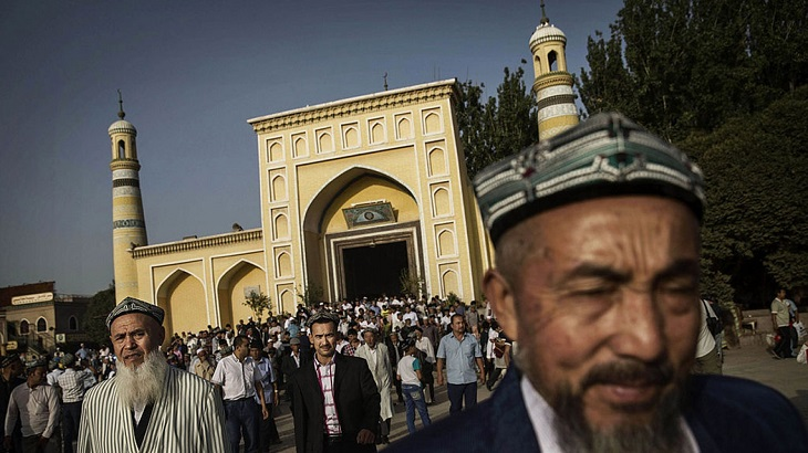 China rejects Turkey criticism on Uighurs, denies poet died