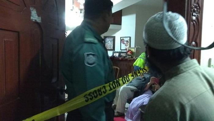 Ex-Eden College principal found dead